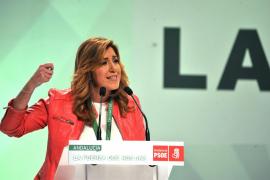 Díaz anima a reconocer errores y a recuperar la mayoría social del PSOE