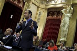 Bauzá defiende el TIL y denuncia que la huelga de profesorado es «pura y exclusivamente política»