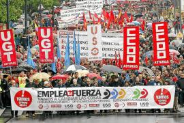 Una nueva «marea social» se rebela contra los recortes del Gobierno