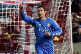 """Cristiano Ronaldo sufre una """"lesión"""" en parte posterior del muslo izquierdo"""