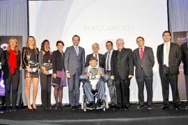 La cadena Cope entregó anoche los premios Populars de este año