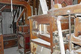 La harinera d'en Beió servirá para preservar y mostrar el patrimonio industrial