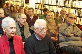 Los amigos de Jaume Pomar le recuerdan reivindicando su poesía