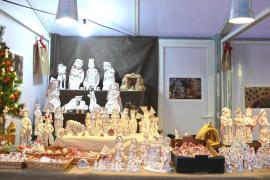 Los mercadillos de Navidad y Reyes animan el centro de Palma