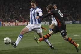 La Real se despide de la Champions con una dolorosa derrota (4-0)