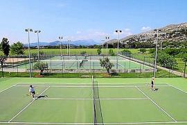 El alcalde busca una salida extrajudicial al conflicto de las pistas de tenis del Moll