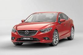 El Mazda6 obtiene el Premio al Coche del Año RCJ