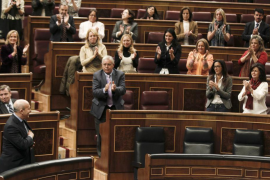El Congreso da luz verde a la Lomce pese a la oposición social y política