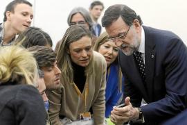 Rajoy y Cameron pactan la respuesta al independentismo de Escocia y Catalunya