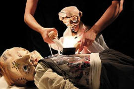 'Víctor i el monstre', una visión moderna de Frankenstein