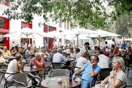 El aumento del gasto de los turistas este verano sólo ha beneficiado a los hoteleros