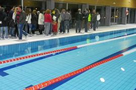 La piscina cubierta de Son Servera abre sus puertas tras años de demora y vicisitudes
