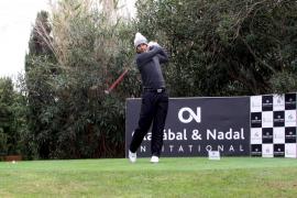 El torneo benéfico de  Olazábal y Rafa Nadal acaba en empate