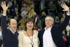Armengol: «La solución para Catalunya, Balears y todas las CCAA es federal»