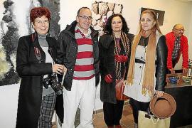Art Mallorca contra violència de Gènere.