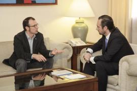 Barceló afirma que «el PP no ha roto, ni mucho menos con el pasado»