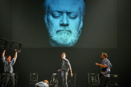 Julio Cesar, obra de teatro en Mallorca