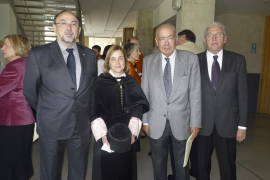 Nancy Bockstael, doctora honoris causa por la Universitat de les Illes