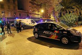 Un menor confiesa de forma espontánea varios robos tras ser detenido en Palma