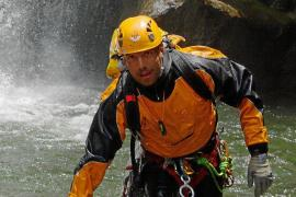 La gesta del récord del mundo de desnivel en descenso llega a Manacor