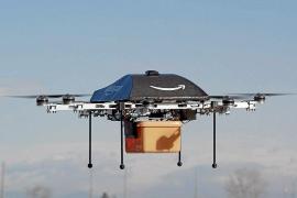 Amazon planea hacer sus entregas con drones