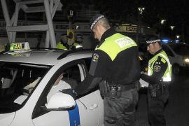 La Policía Local incrementa sus controles de alcoholemia y drogotest en Palma