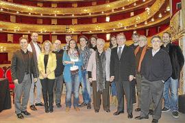 'Luisa Fernanda' sale mañana a escena con un elenco muy mallorquín