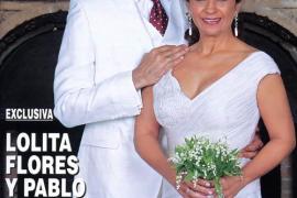 """Lolita dio el  """"sí , quiero"""" a Pablo Durán"""