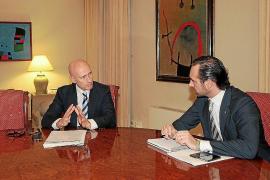 Bauzá priorizará saldar la deuda de 5 millones con el Ajuntament