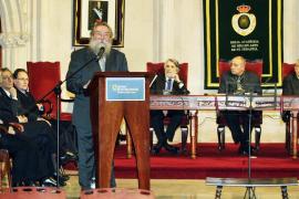 Xavier Carbonell y la música antigua abren el curso de la Reial Acadèmia de Belles Arts