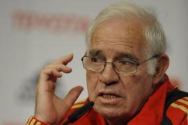 Luis Aragonés anuncia su retirada  del fútbol a los 75 años