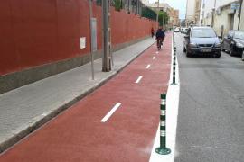 Cort comenzará a principios de año las obras del carril bici que conectará con Son Cladera