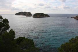Illes Malgrats en Calvià, Mallorca