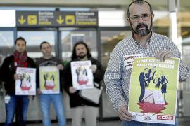 Los sindicatos afirman que la privatización aeroportuaria perjudicará a Balears