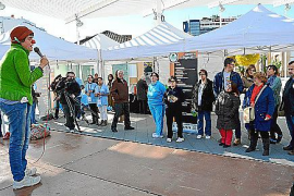 Voluntarios comprometidos con la ayuda a las personas más necesitadas de Balears