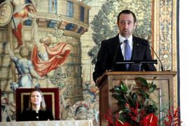 Bauzá aprovecha la Constitución para defender la unidad de España y pedir más financiación