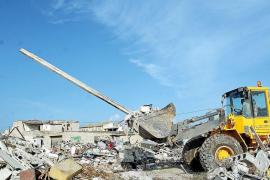 Un juez abre una investigación penal por vertidos ilegales de escombros en una cantera de Palma
