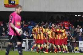 El Barça se reencuentra con la victoria tras dos tropiezos