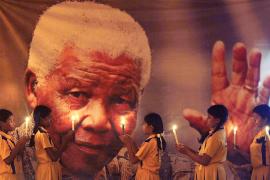 El mundo llora a Mandela