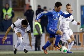 Un Real Madrid sin ideas se pierde en el sistema defensivo del Olímpic