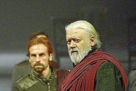 'Julio César' y su imperio «del poder» recalarán en enero en el Auditòrium