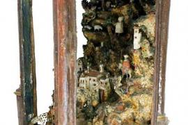 El Ajuntament de Barcelona expone belenes históricos mallorquines