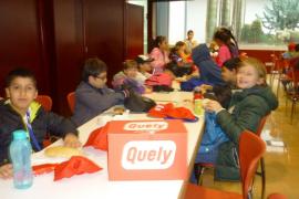 Excursión con el Grupo Serra y Quely