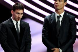 Messi, Ribéry y Ronaldo, finalistas oficiales al Balón de Oro 2013