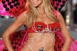 Heidi Klum no desfilará más en ropa interior