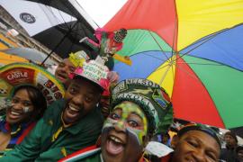 Sudáfrica despide a Mandela como «un icono mundial» y un «padre»