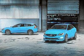Presentación mundial de los nuevos Volvo S60 y V60 Polestar
