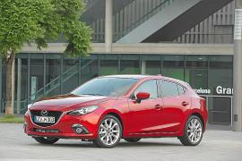 Mazda se mantuvo al alza en octubre