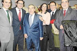 Entrega de los galardones 2013 del Fomento del Turismo de Mallorca
