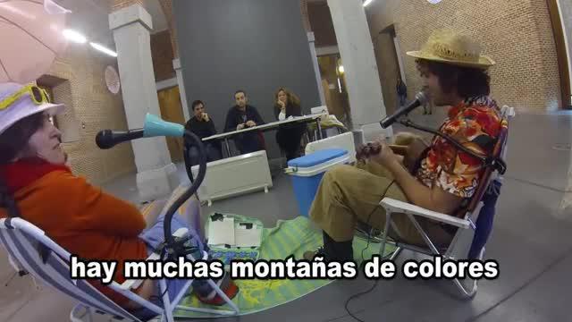 Una banda critica a Ana Botella durante las pruebas de idoneidad a músicos